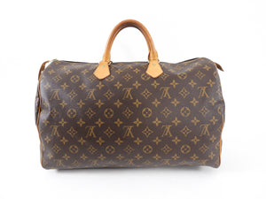 Louis Vuitton Monogram Canvas Keepall 45 Speedy Duffle Bag