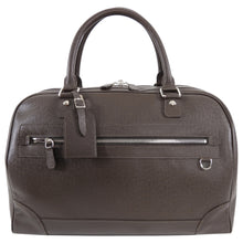 Load image into Gallery viewer, Louis Vuitton Brown Taiga Leather Stanislav Travel Duffle Bag
