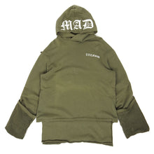 Load image into Gallery viewer, Undercover MAD x TTT MSW Hoodie Green