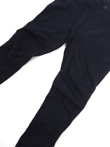 Maharishi Navy Slim Fit Trousers Large