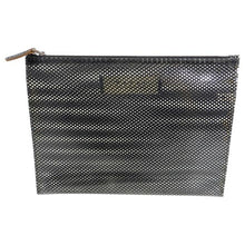 Load image into Gallery viewer, Marni Winter 2011 Clear Zip Top Mesh Clutch Bag