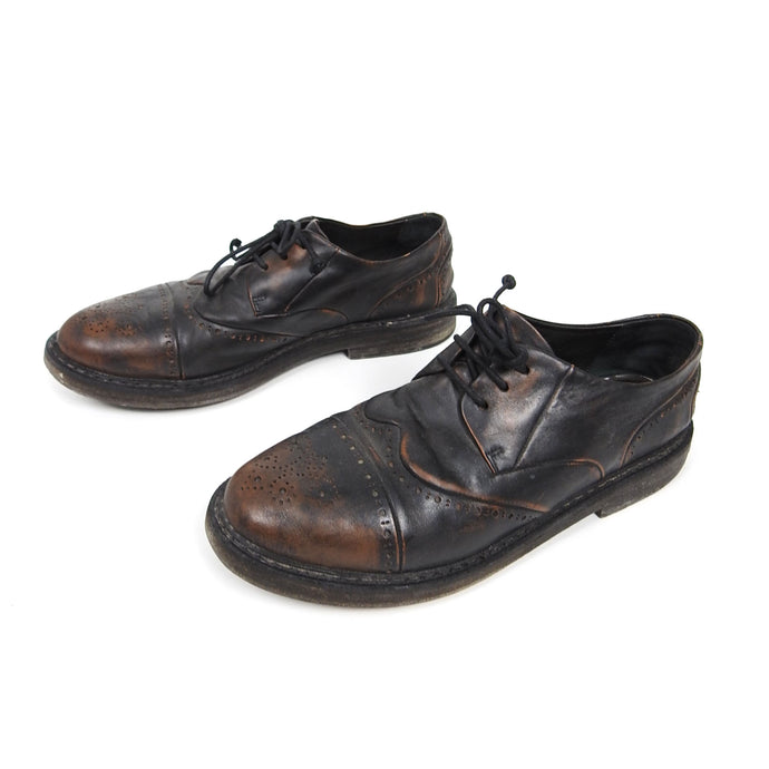 Marsell Brogue Brown Size 43