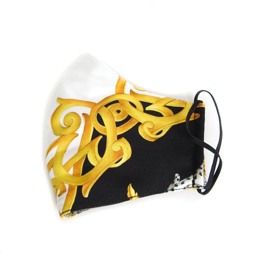 Versace Silk Mask