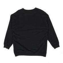 Load image into Gallery viewer, Moschino Crewneck Sweater Black Size 48