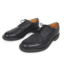 Load image into Gallery viewer, Oliver Spencer Black Brogue Size 11