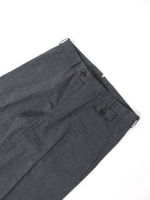 Load image into Gallery viewer, Oliver Spencer Check Trouser Grey Size 30