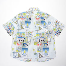 Load image into Gallery viewer, Prada SS'18 Short Sleeve Bunny Shirt Large
