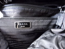 Load image into Gallery viewer, Prada Black Nylon Tessuto 2020 Backpack