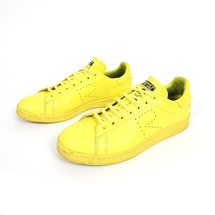 Raf Simons x Adidas Stan Smith Yellow Size 9.5