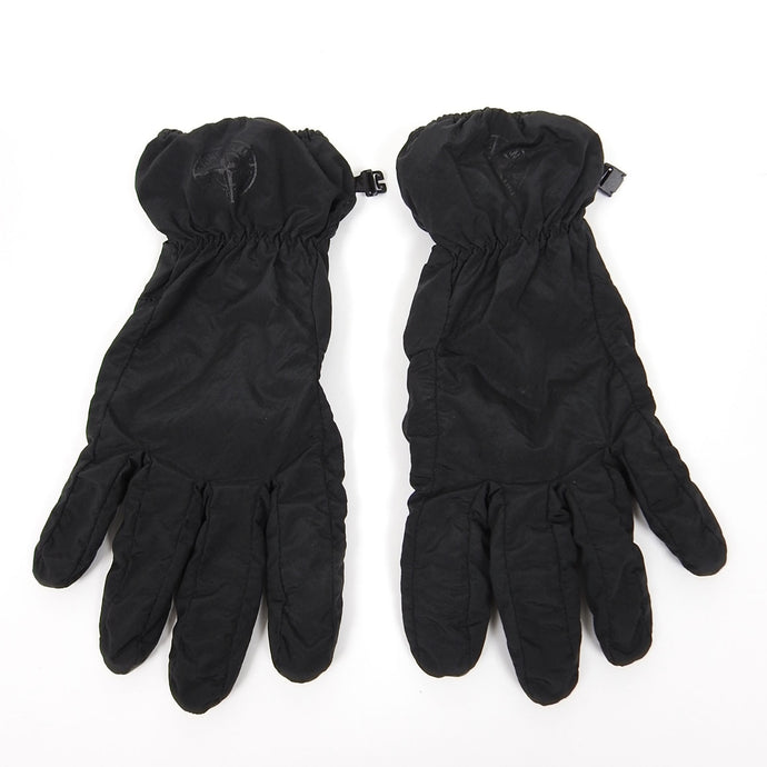 Stone Island Gloves Black Medium