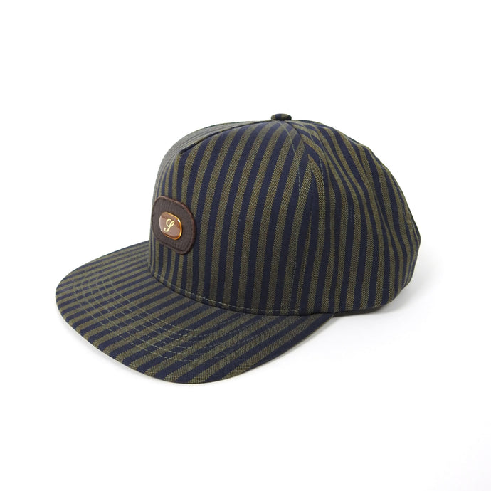 Supreme Striped Cap