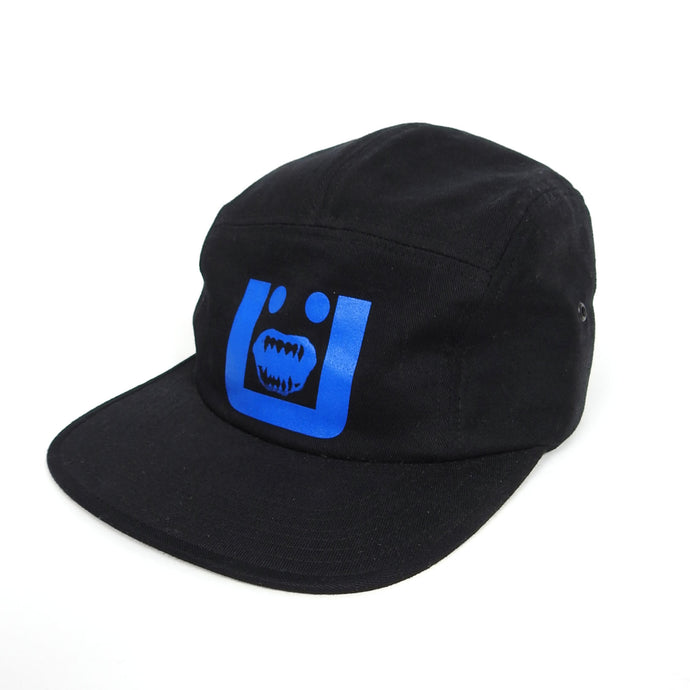 Undercover Black Monster 5 Panel Cap