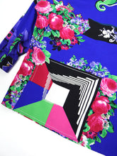 Load image into Gallery viewer, Versace Jeans Vintage Floral Shirt Medium