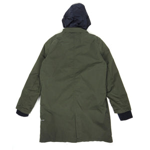 Wood Wood Coat with Liner Green Size 50