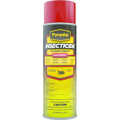 Insecticide Aerosol Fly Control For Horses