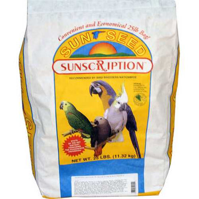Vita Prima Sunscription Parrot Formula