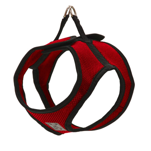 Step-in Cirque Dog Harness - Red