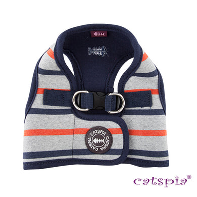 Fritz Cat Harness by Catspia - Gray