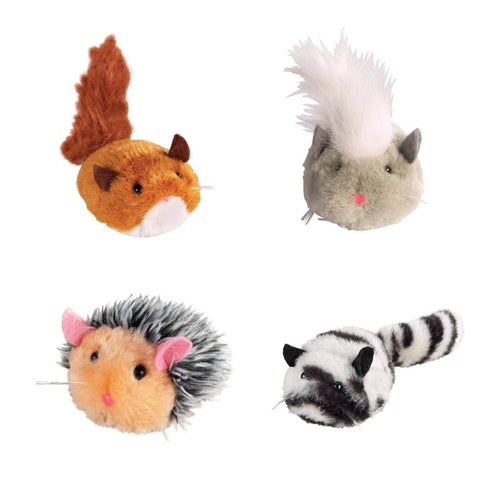 Zanies Skedaddles Cat Toys