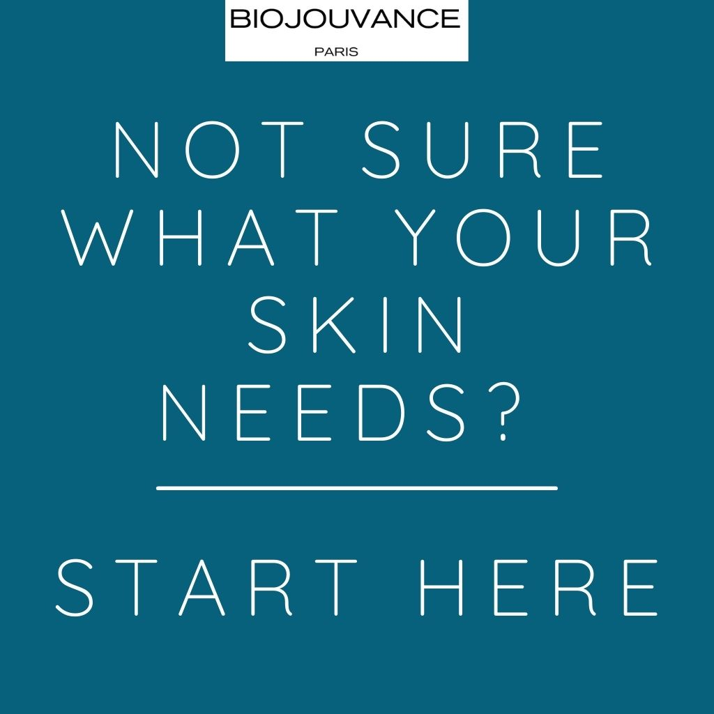 not sure what your skin needs? take the quiz