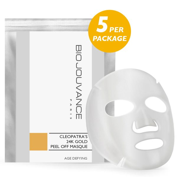 Cleopatra's 24k Gold Peel Off Mask