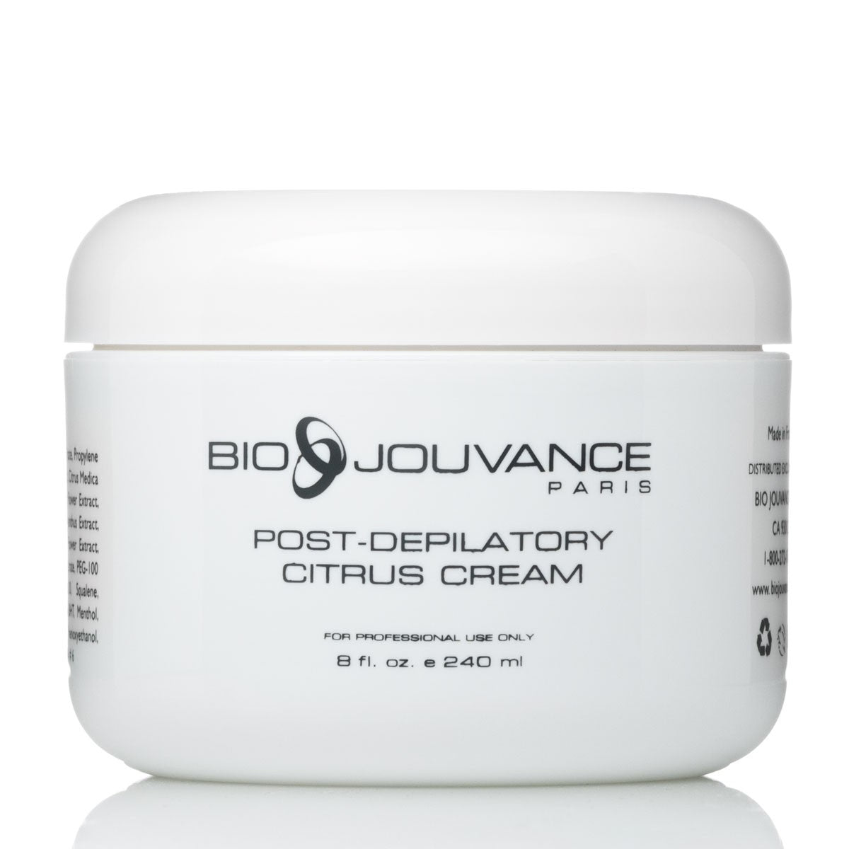 Post Depilatory Citrus Cream
