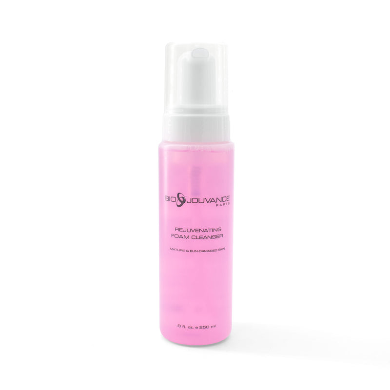 Rejuvenating Foam Cleanser