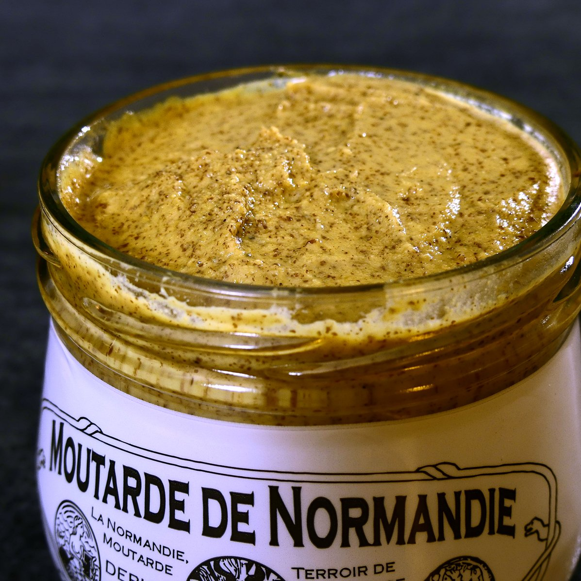 Moutarde de Normandie - Souvenir de France