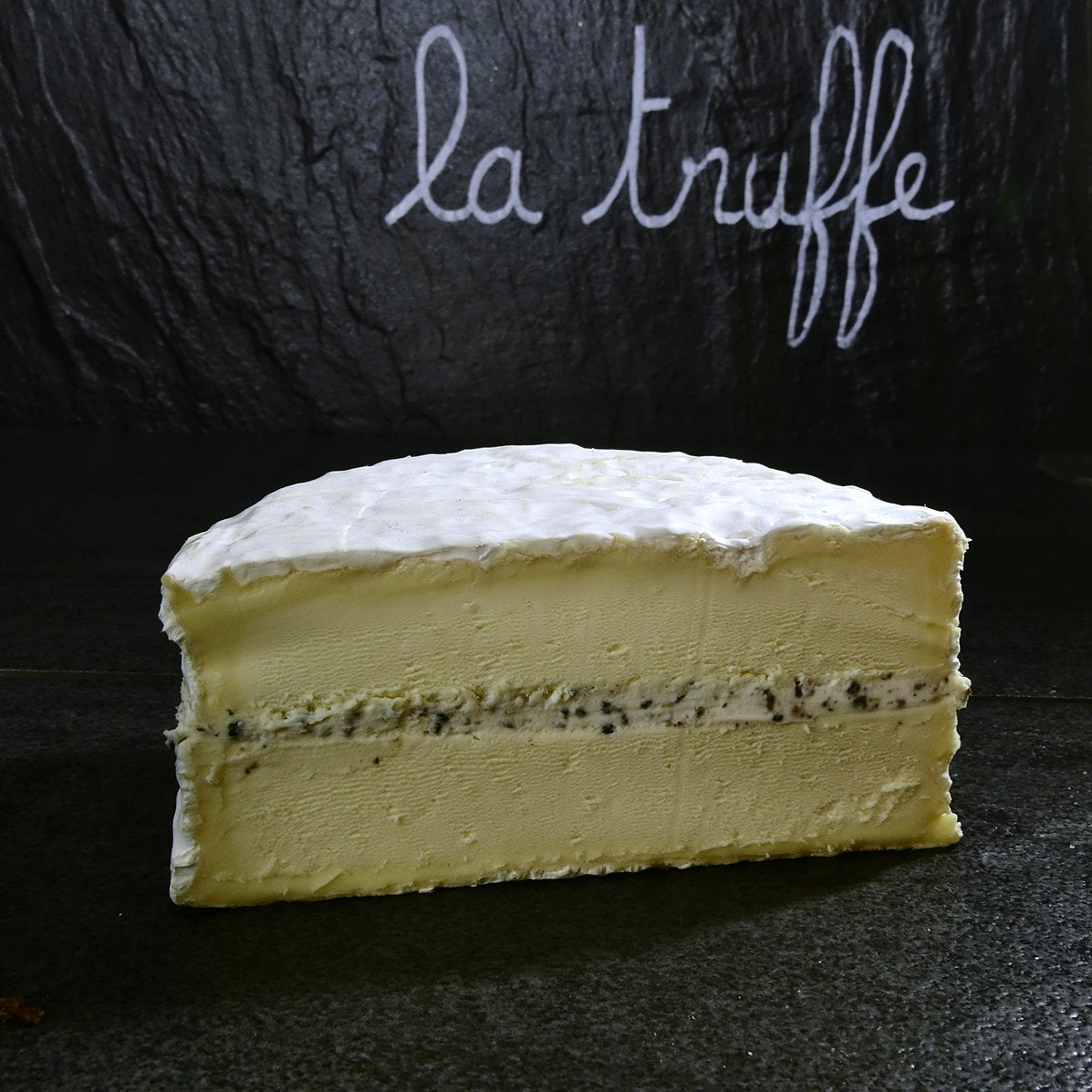 Brillat-Savarin truffé - Fabrication maison - Dégustation