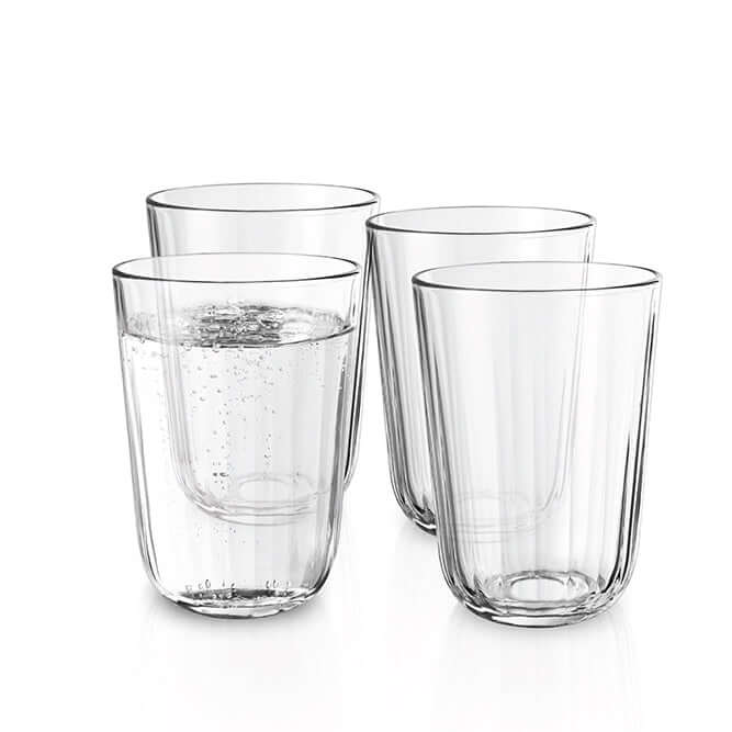 4 Glass cups