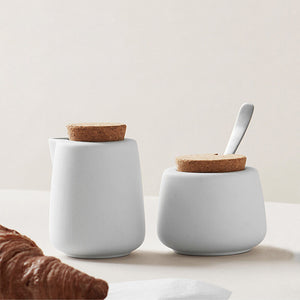 Nicola milk & sugar set