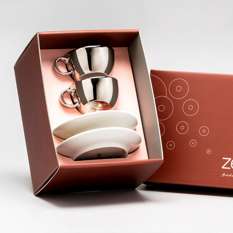 Echo coffee set, 2pc