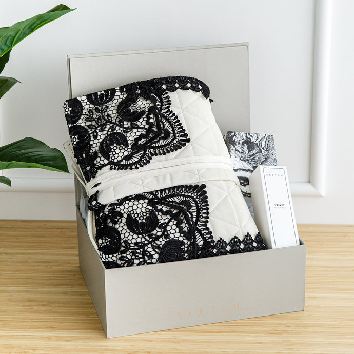Prayer Gift Set Black