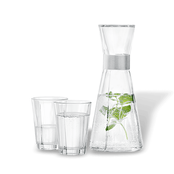 Carafe with 2pcs Tumblers