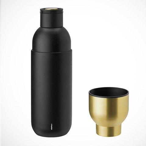 Collar thermo bottle