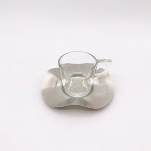 Flower coffee cups, 6pcs