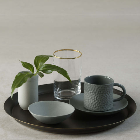 Grey Passion Coffee Set