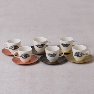 Kind coffee set, 6pc