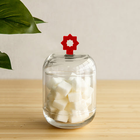 Star Line serving jar