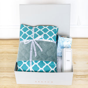 Prayer Gift Set Turquoise