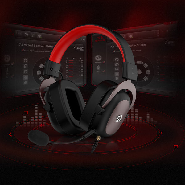 Redragon H510 Zeus Wired Gaming Headset Review