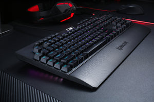 Best Optical Switch Keyboard - Redragon K586-PRO Review