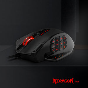 Redragon M908 MMO Gaming Mouse