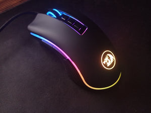 Redragon m711 Cobra Gaming Mouse Review