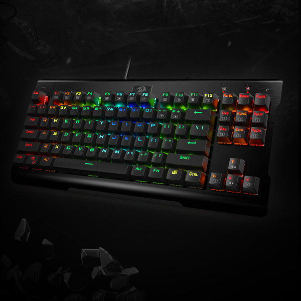 Redragon K561 VISNU Mechanical Gaming Keyboard Review