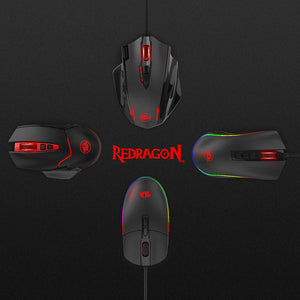 EVERYTHING YOU NEED TO KNOW ABOUT REDRAGON GAMING MOUSE