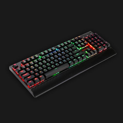 Redragon K557 Gaming Keyboard with Blue Switches