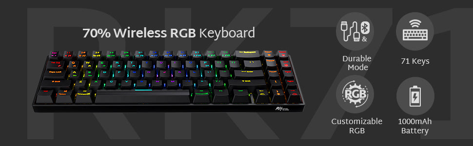 70% Gaming Keyboard