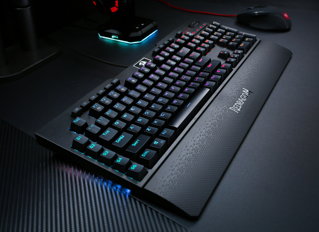 Redragon K586-PRO Optical gaming keyboard