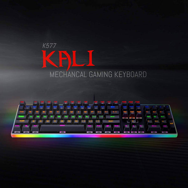 Redragon K577R Mechanical Gaming Keyboard